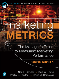 Free Sample Chapter of Marketing Metrics