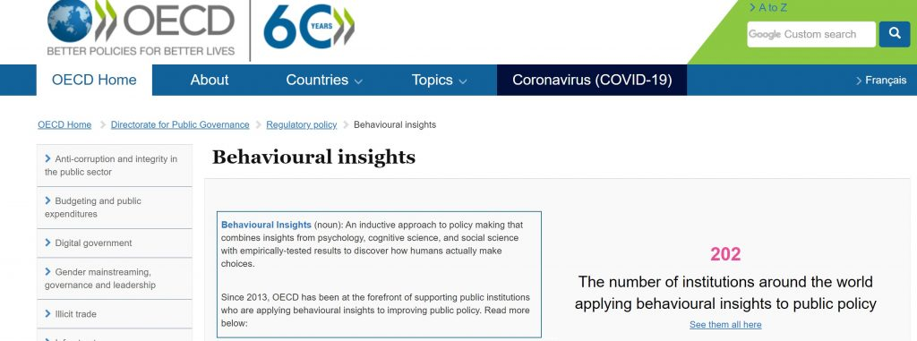 The OECD Has A Website You Can View